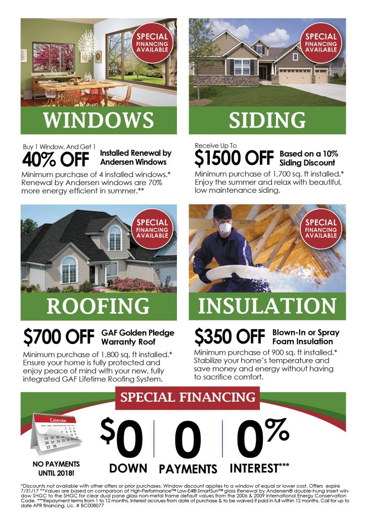 Save On Replacement Windows Amp Doors Rochester Mn